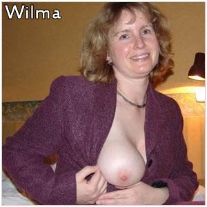 Alleenstaande Wilma zoekt man voor Relatie!
