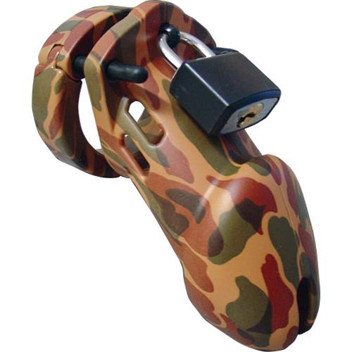 Camouflage CB-6000 Kuisheidskooi