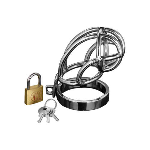 Captus Locking Chastity Cage